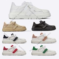 Fashion Top Quality Leather Donne Scarpe Handmade Multicolor Gradiente Tecnica Sneakers Luxurys Designer Designer Famoso Scarpe Trainer Home011 01