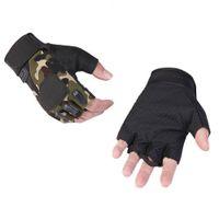 Перчатки 5.11 Половина палец на открытом воздухе тактика на открытом воздухе, езда для заносных мужчин и женщин, альпинизм вождения дышащего амортизатора открывается