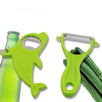 PP Stainless Steel Peeling Knife opener Apple Planing Home Fruit Shaver Melon Shaver Kitchen Accessories HWE10103
