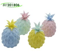 pineapple Anti Stress Grape Ball Funny Gadget Vent Decompression Toys Stres Autism Mood Relief Hand Wrist Squeeze Kid Toy 4 colors