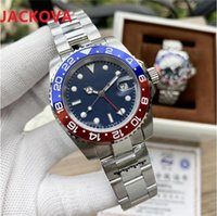 Top Designer Automatic Mens Watch 40mm Brand High Quality Ceramic Bezel Rotatable 316L Stainless Steel Mechanical Watches Montres