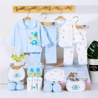 Clothing Sets Newborn baby clothes box spring and autumn set just born full moon meet gift babies supplies