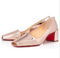 Обувь платье Оптом Знаменитые Ambretta Cross Sandals Lady Red Bottom High Caels Открытый Носок Свадьба Партия Счастливая Женская Гладиатор Сандалии EU35-43