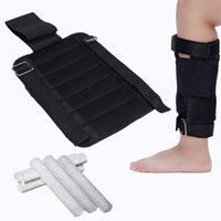Ankle Support Adjustable Weights Brace Strap Outdoor Sports Men Women Unisex Legs Strength Training Guard Gym Exercise Equipments