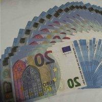 Hediyeler Para Prop Tanım Faux Euro Kopya Kopyalama Banknotlar Yaratıcı 20 Sahne Eğitim Çocuk Oyuncak Parti GPGTF
