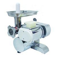 Meat Grinders 120-150kg h Desktop Cutter Home commercial Grinder Multi-function High Efficiency Cutting Machine TJQ-12 220v