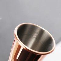 الفولاذ المقاوم للصدأ شريط قياس كوب مزدوجة برأس عقص كوكتيل الكؤوس مع مقياس 30/60 ملليلتر أداة bartending DHE5305