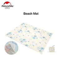 Outdoor Pads Naturehike Beach Cloth Ultralight Portable Comfortable Camping Picnic Mat Large Area Multifunction Use Equipment