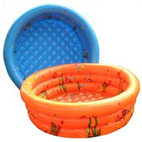 Poolzubehör 2021 Marke aufblasbares Baby Schwimmen Piscina Portable Outdoor Kinder Becken Badewanne Kinder Wasser