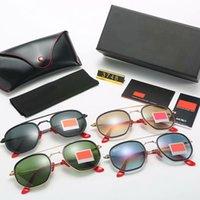 3748Polygon Vidro Óculos de Sol Modern Hip-hop Pessoas Rua Rua Sol Óculos Leopard Grão Fronteira Estilo Clássico Eyeglasses