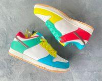 SE FREE.99 Beyaz Tıknaz Dunky Dunk Erkek Kadın Ayakkabı En Kaliteli Dikiş Renk Erkek Eğitmenler Spor Moda Sneakers
