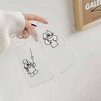 Funny Kitty Phone Cases for iPhone11 12 Pro Promax X XS Max 7 8 Plus