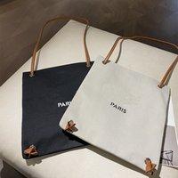 Modeeinkaufstasche Leinwand Shoudler Taschen Unisex Rucksack Dual-Use-Paket Hohe Kapazität und Casual-Stil ZZL2011271