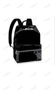 L30 luxurybag designer Backpack 230 Reinterpreting the classic campus fashion design, two adjustable leather shoulder straps ensure a comfortable carry