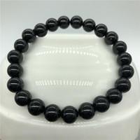 Charm Bracelets Black Tourmaline Bracelet Natural Crystal