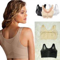 Donne Postura Correttore Bra Wireless Back Support Sollevare Yoga Sport Bras Push up Biancheria intima Fitness Tops Plus SizeCer Jersey