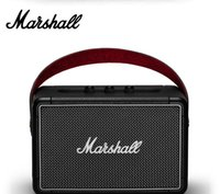 Marshall Kilburn II Taşınabilir Bluetooth Hoparlör Derin Bas Ses Kablosuz Açık Seyahat Hoparlör IPX2 Su Geçirmez Hoparlör Subwoofer
