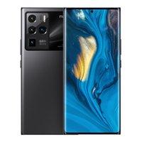 "Original Nubia Z30 Pro 5G Mobile Phone 8GB RAM 256GB ROM Snapdragon 888 Octa Core Android 6.67"" AMOLED Full Screen Fingerprint ID 64.0MP AI NFC 4200mAh Smart Cell Phone"