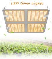1000W 2000W 4000W Quantum Grow Lights Sunlike Full Spectrum LED Phyto Lamp for Plant Hydroponic Greenhouse VEG BLOOM Growth Light