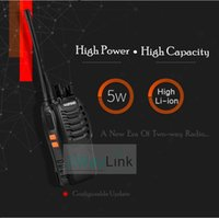 2pcs lot BF- Two Way Baofeng Walkie Talkie UHF 400-470Mhz 16Channels H777 Radio BF 888S H-777 C2