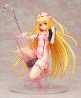 Seksi Kız Anime Sevmek için Ru Karanlık Altın Karanlık Konjiki Yami Hemşire Ver. 1/7 Ölçekli Action Figure Figürinler Model Oyuncak T30