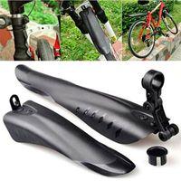 2 stücke Schwalben Schwanz MTB Teile Fahrrad Machtguard Wings Fahrradfendern Vorderseite hinten