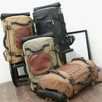 Large Capacity Men' s Backpack Travel Bag Sports Casual ...