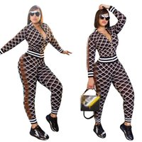 Kadınlar İki Parçalı Kıyafetler Eşofman Takım Hoodies Kazak + Pantolon Set Koşu Spor Parça Takım 2 Parça Koşu Setleri Survetement Femme Giyim S-2XL