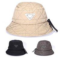 عالية الجودة الجمجمة قبعات القطن الصوف النقي برميل قبعة الفول مصمم كاب الرجال النساء أزياء في الهواء الطلق قبعة الصياد الدافئ