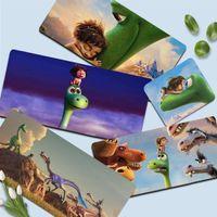 Fare Pedleri Bilek Iyi Dinozor Çocuk Özel Cilt Kauçuk PC Bilgisayar Oyun Mousepad Boyutu L XL Oyunu için Özelleştirilmiş Pad CS GO PUBG