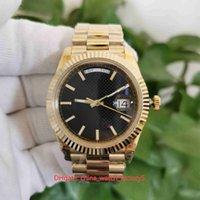 BP Maker Top Quality Watches 40mm Day-Fecha Presidente 228238 18K Yellow Gold V5 Version Cal.2813 2836 3255 Movimiento Mecánico Mecánico Mens Reloj Reloj de pulsera para hombre