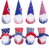 4th of July Party Decoration Gnome Independence Day Hanging ...