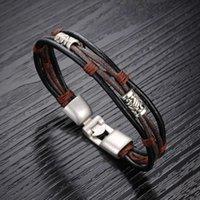 Hand catenary Fashion personality belt bracelet, bronze alloy clasp Bracelet