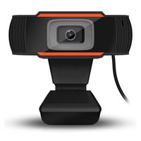 1080P 720p 480p HD Webcam with Microphone Rotatable PC Deskt...