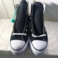 2021 Siyah Merhaba Platform Ayakkabı Taylor 1970'ler Tuval Erkek Kadın Ayakkabı Moda Plimsolls Beyaz Rahat Chaussures