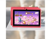 7 inch Kids Q88 8GB Google Android 4.2 DUAL CORE Tablet PC A23 Capacitive Screen Camera MID Wifi