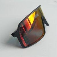 Summer Ciclismo Eyewear Homens Moda Polarized Sunglasses Ao Ar Livre Esporte Running Óculos 3 Pares Lente Com Pacote