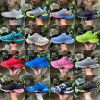 Top-Qualität Triple 3.0 Laufschuhe 3M Triple-s Tess Gomma Maille Jogging Mode Sport Sneaker mit Doppelkarton