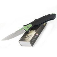 DICORIA Y-START LK5025 Flipper Folding Knife Ball Bearing Washer D2 Satin Blade G10 Handle Survival Outdoor Camping Hunting Pocket EDC Tools