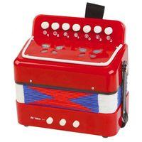 Early Education Accordion Muziekinstrument Kleine accordeon Kleur Optioneel Muziekinstrument Kinderspeelgoed Fabrikanten
