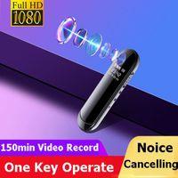 Top Quality V8 HD 1080P Mini Camera Clip Pen Digital Voice Recorder Noice Cancelling Smart Camcorder Sport DV Mobile Phone Playback