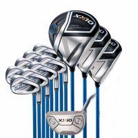 Club Heads Golf Clubs XXI0 MP1100-Serie Set von Herren voll 2021 Stil mit Kugelkopfschutzabdeckung