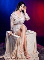 Xydoll-Miyo 166 cm Dimensioni della vita Sex Bambola Sex Realistic Skin Texture Hair Hair Plant Top-Grade TPE Femminile Dolls Bambole in silicone Giocattoli per uomo Adulto Prodotti