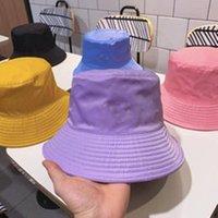 2021 Buena venta Bucket Hat Hombre Moda Moda Moda Playa Playa Papá Pescador Sombreros Ponillo de caballo Cordones de béisbol Snapback