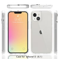 wholesale High transparent hard phone cases For Iphone 13 promax 13pro Iphone12 11promax 6 7 8 XR XSMAX case anti-shockproof Anti scratch