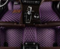 Custom 5 Ass Sour Floor Mats for Audi Todos Modelos A6 2000 2010 2011 Auto Accesorios