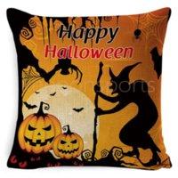 24h Versand Halloween Spielzeug Hold Kissenbezug Sofa Cartoon-Kissenbezug enthält keine zentrale Vielfalt von Stil vorhanden Materialwäsche