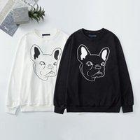 까마귀 따뜻한 후드 티 100 % 코튼 O 넥 풀오버 스웨터 2 색 남성용 착용을위한 사용 가능 m-xxl 크기