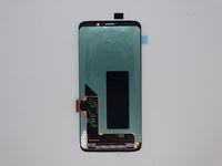 Samsung Galaxy S9 G960 için AMOLED Ekran LCD Ekran Panelleri Çerçeve Olmadan