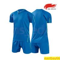 Top Futebol Futebol 2021 Sportswear Barato Atacado Desconto Qualquer Nome Personalizar Camisa de Futebol Tamanho S-XXL 773